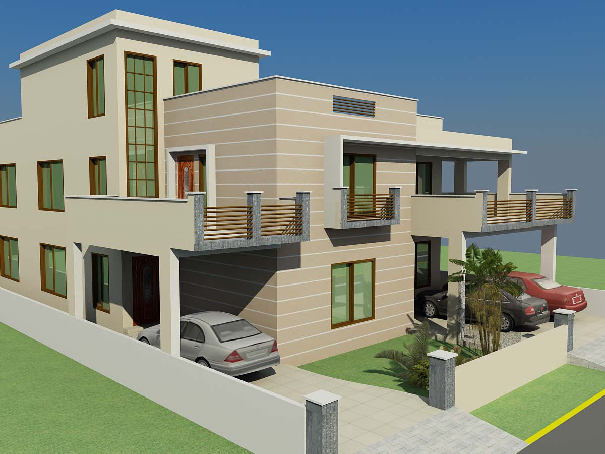Very Best Front House Elevation Design 1200 x 900 · 128 kB · jpeg
