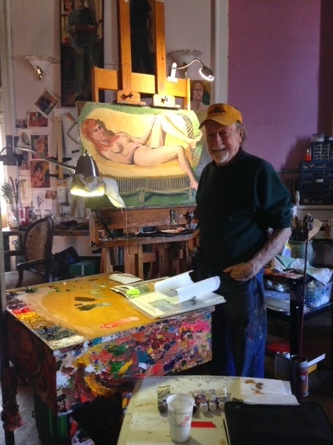 artist in Yellow Springs, Ohio