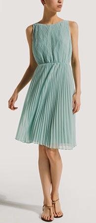vestidos cortos para eventos Massimo Dutti verano 2014