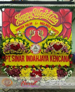 karangan bunga papan, bunga pernikahan, florist jakarta, toko bunga, toko karangan bunga papan