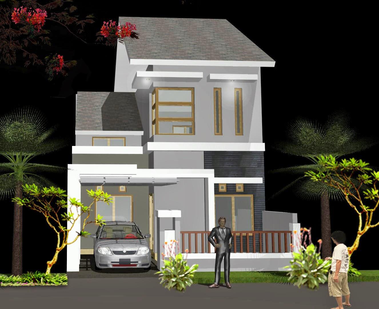 Kumpulan Desain Rumah Minimalis 1 Lantai Elegan dan Modern & Desain Rumah Minimalis 2 Lantai Type 36 Hook | Desain Rumah Minimalis