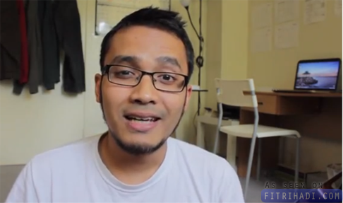 video tips memilih universiti terbaik aiman azlan