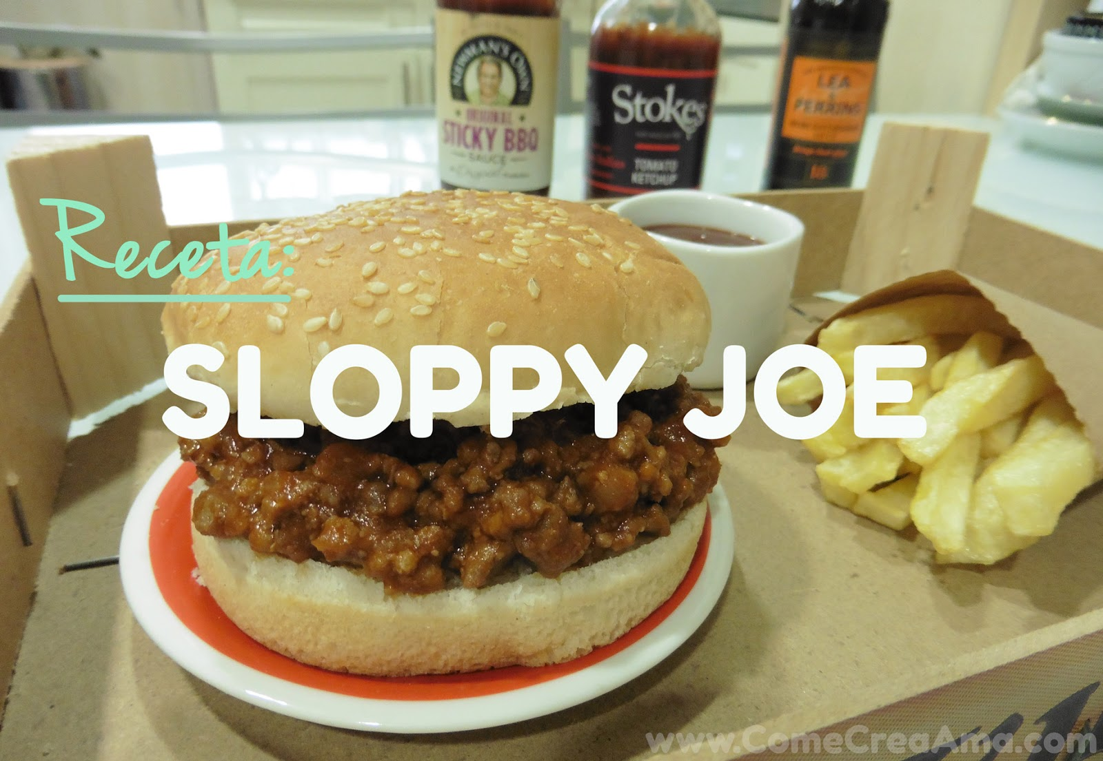 sloppy joe best recipe receta