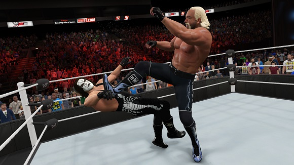 Smackdown WWE 2K15 Full Version Gratis