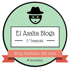 ¡Blog asaltado del mes!