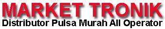 Market Tronik - Distributor Pulsa Murah Dan Token Listrik