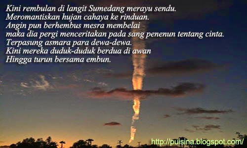 "Puisi Langit malam Sumedang By ""Sky Shucaya"""