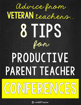 Tips for successful Parent Teacher Conference