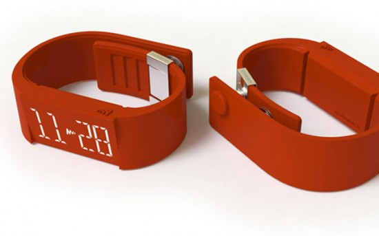 Sophisticated LED Watches Collection By Mutewatch !