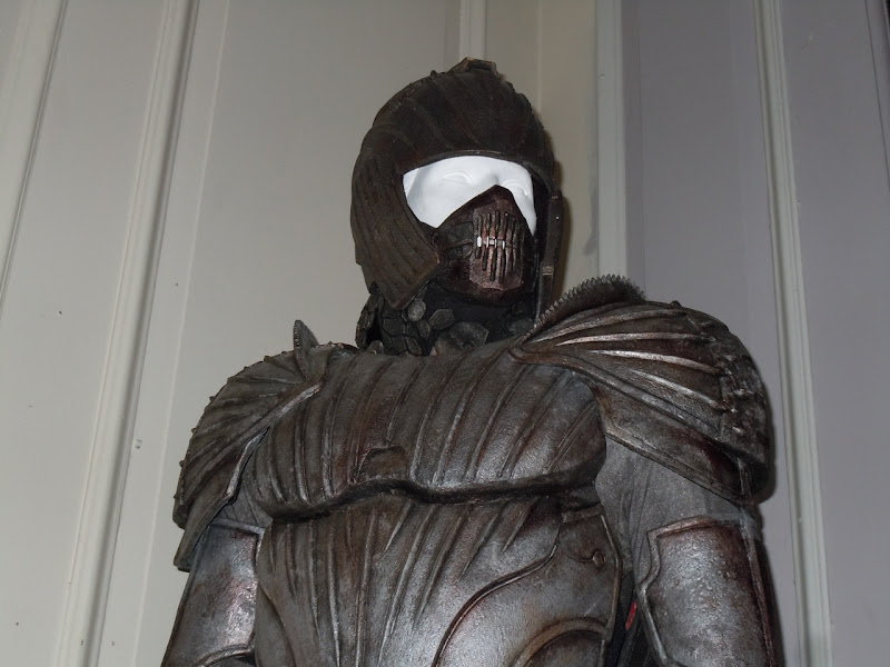 The Chronicles of Riddick Necromonger costume