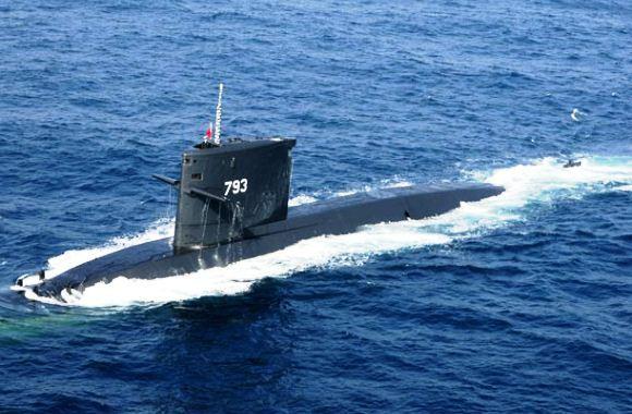 Kapal selam Kelas Hai Lung Taiwan