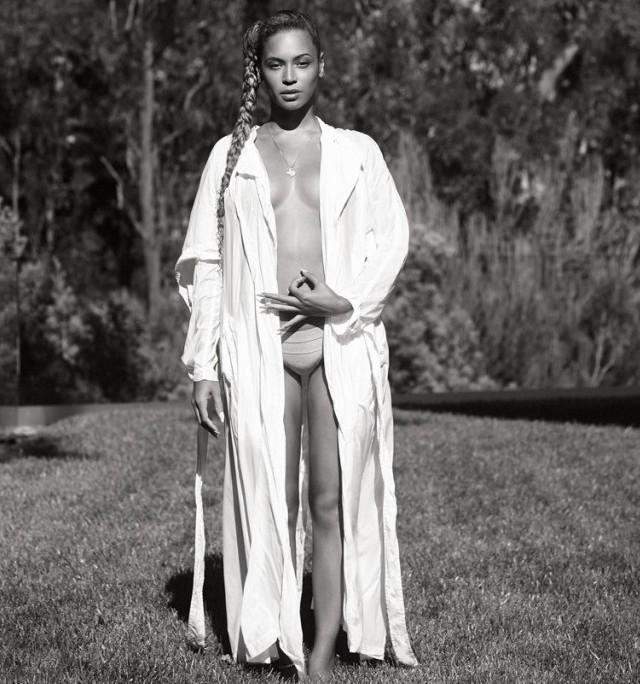 Beyoncé en Flaunt Magazine