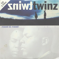 Twinz - Round and Round (CDS) (1995)