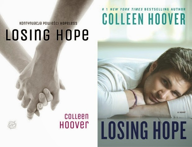 "Recenzja #37 - Colleen Hoover ""Losing Hope"""