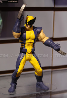 Hasbro 2013 Toy Fair Display Pictures - Avengers Assemble - Wolverine figure