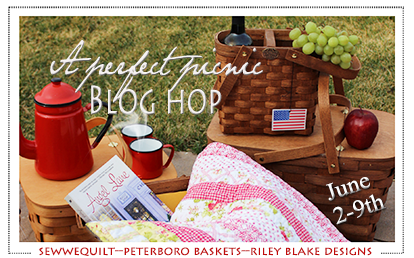 The Perfect Picnic Bloghop!