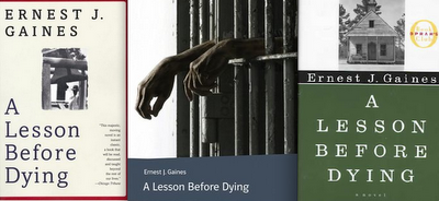 ernest j gaines lesson before dying essays Essays and criticism on ernest j gaines' a lesson before dying - a lesson before dying.