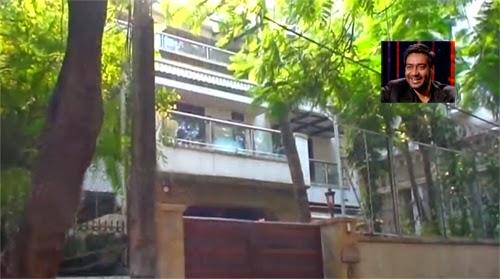 photo: house/residence of beautiful 16 million earning Juhu, Mumbai-resident