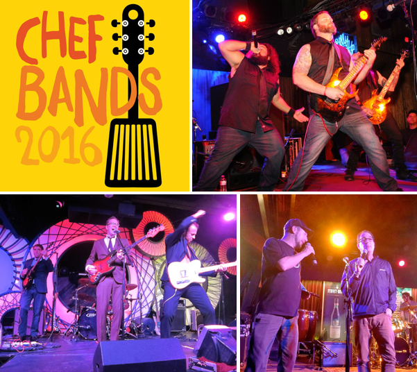 Save on passes & Enter to win tickets to Battle of the Chef Bands - November 2