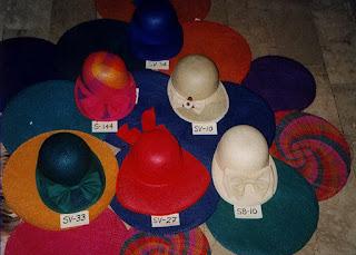 Sombrero de manila