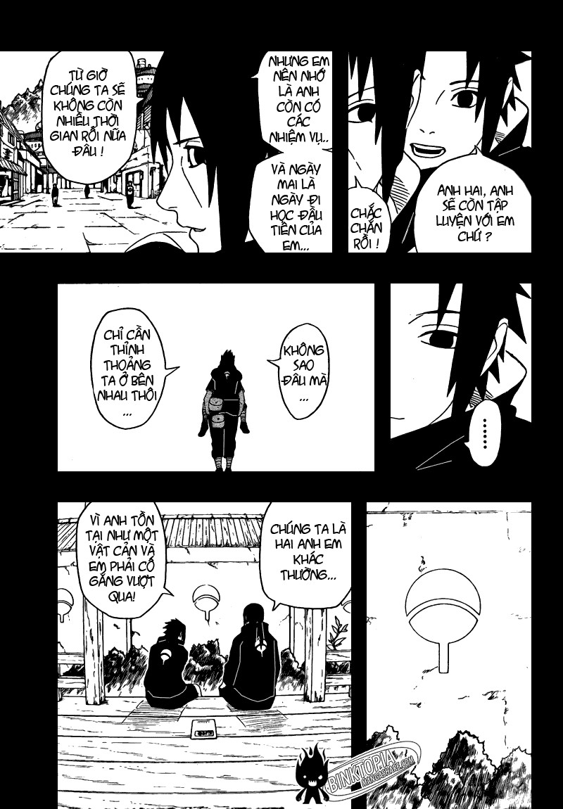 Naruto chap 402 Trang 7 - Mangak.info