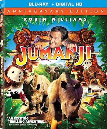 Jumanji 1995 Dual Audio Hindi Bluray Download
