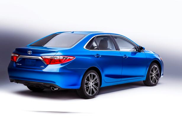 toyota camry pictures by year