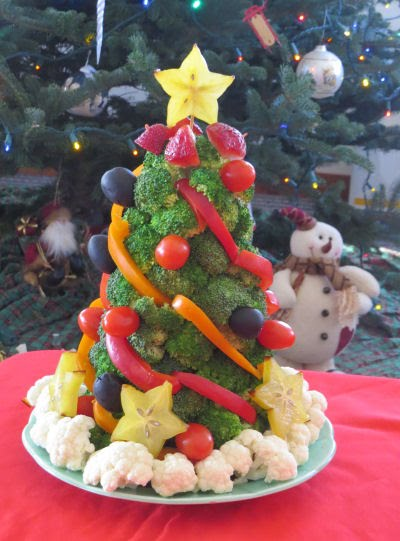 vegetable tree