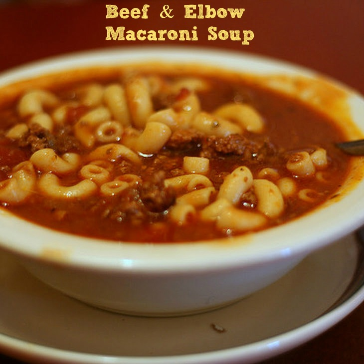 Elbows And Ground Beef Recipe — Dishmaps