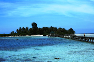 Foto Pulau Tidung.