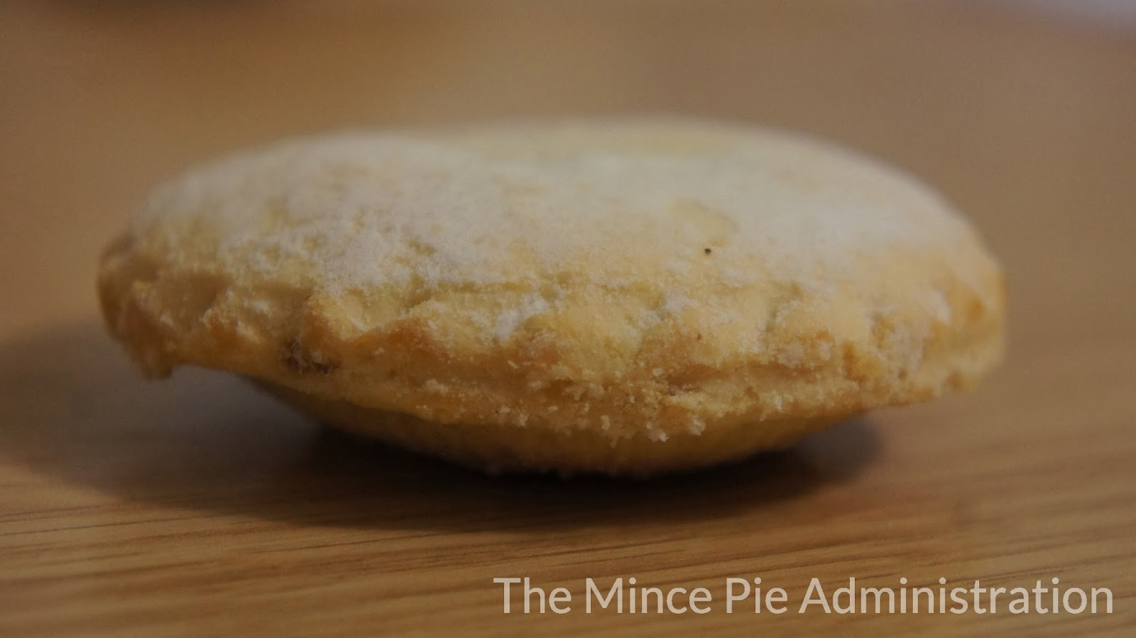 The Mince Pie Administration: Udi's Gluten Free - Mince Pies