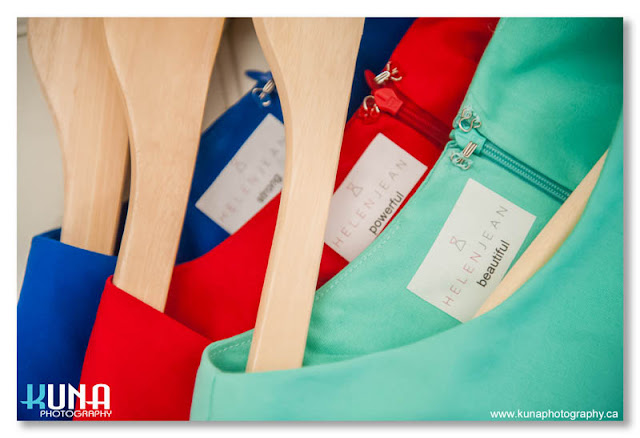 HelenJean garment tag