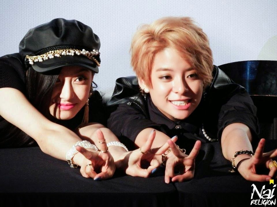 Amtoria is my favorite opt  F(x) Amber Red Light