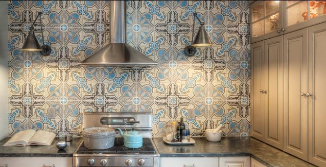 Dise os de cocinas azulejos cocinas for Disenos de azulejos para cocina