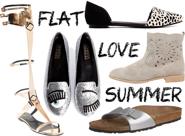 5 must have pairs flats summer gladiator sandals Birkenstock cut out