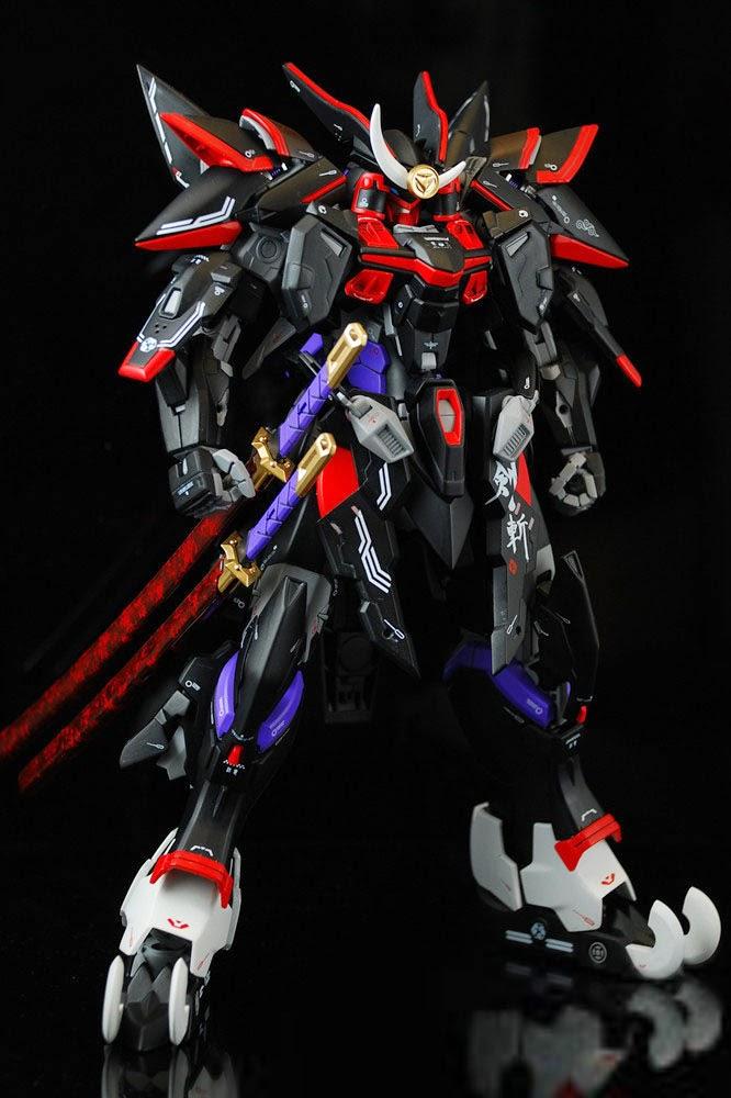 MG 1/100 Blitz Gundam ...