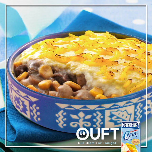 Creamy Beef and Cauliflower Casserole Recipe