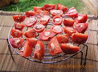 Вяленые помидоры в аэрогриле
