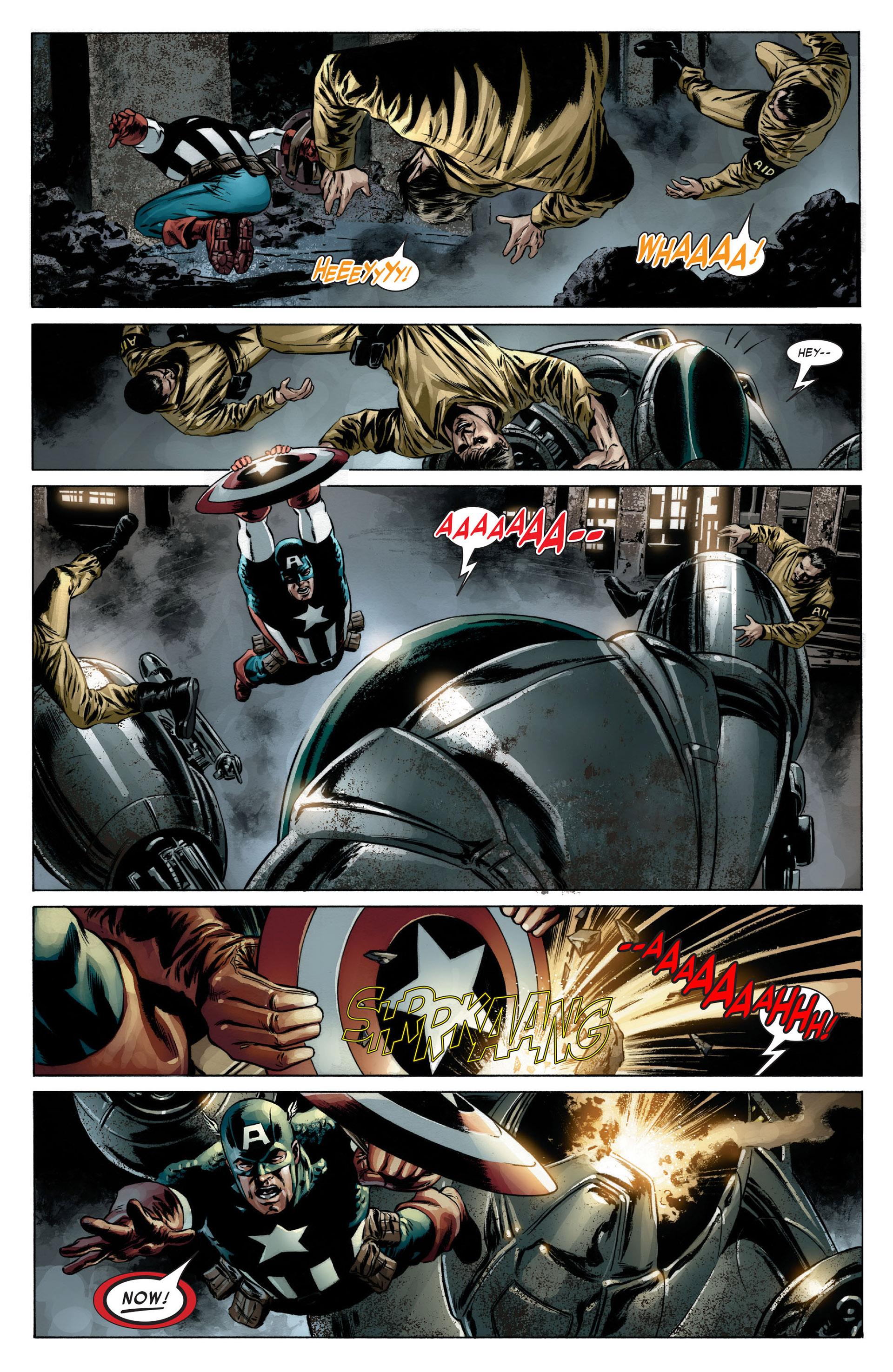 Captain America (2005) Issue #13 #13 - English 15