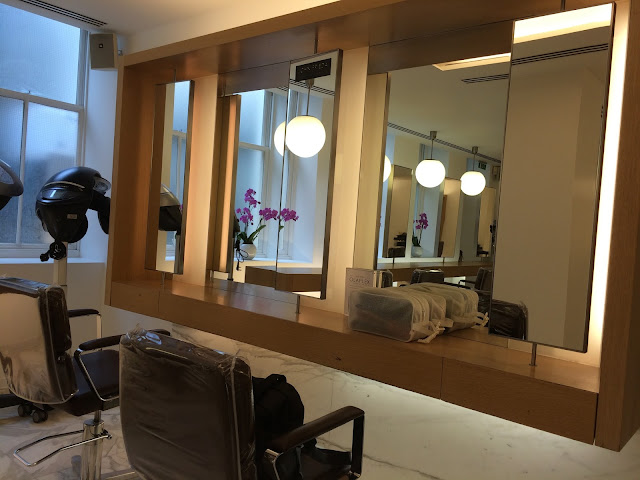 John Frieda Mayfair Salon Experience