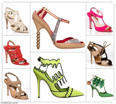 Manolo First Summer Markdown
