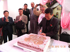 125 yr of establishment of Pudung Church, Kalimpong celebrated on 3.3.2012