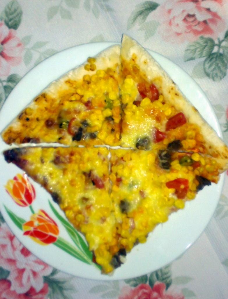 Mısırlı Pizza