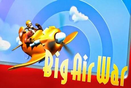 غلاف لعبة حرب الطائرات Big Air War للكمبيوتر