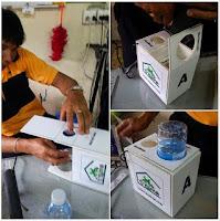 กล่องสร้างความชื้นเห็ด