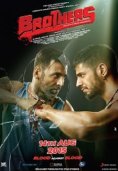 Watch Brothers (2015) DVDRip Hindi Full Movie Watch Online Free Download