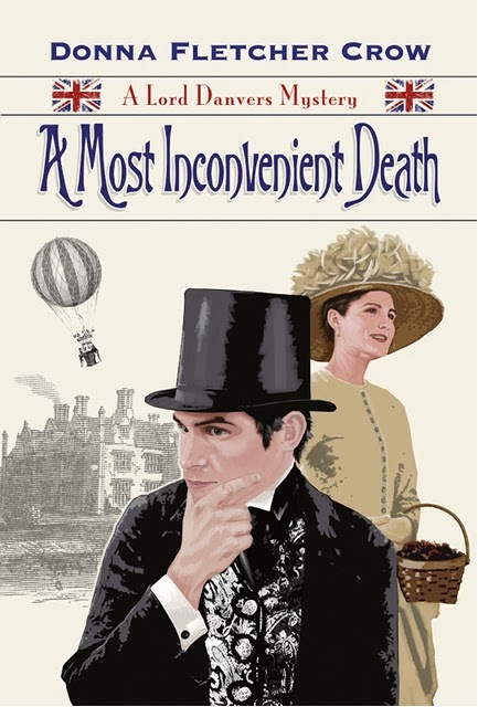 A Most Inconvenient Death by Donna Fletcher Crow