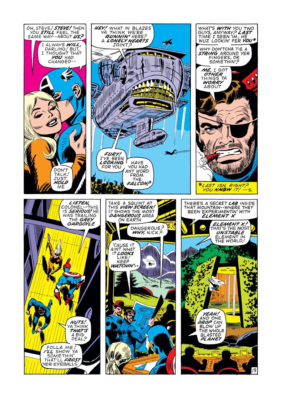 Captain America (1968) Issue #140 #54 - English 20