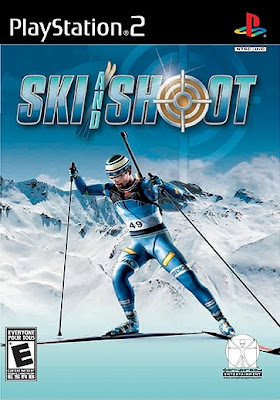 Ski and Shoot PS2