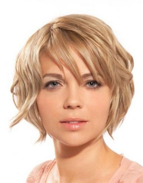 the barber hairstyle guide : Short Hairstyles Ideas for Teenage Girls with Round Faces - FEMALE ...